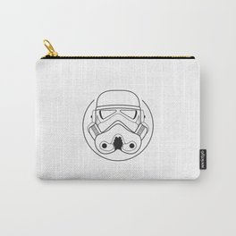 Stormtrooper from Galactic Empire. Carry-All Pouch