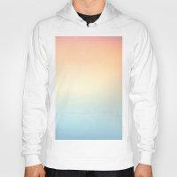 gradient Hoodies featuring Gradient Sun by Alexandra Str