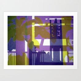 Belltower Art Print