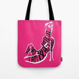 You are/I am Beautiful  Tote Bag