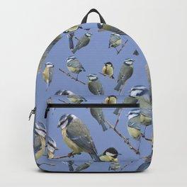 Blue Tit | Paridae Backpack