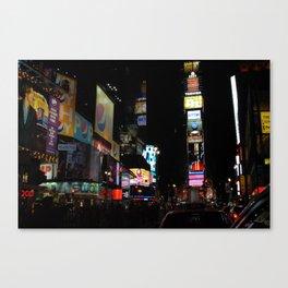 NYC 2 Canvas Print
