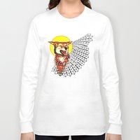 coyote Long Sleeve T-shirts featuring Coyote by Renaissance Youth