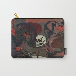 a fixed smile Carry-All Pouch