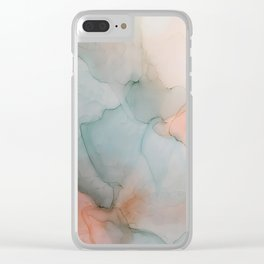 Fluidity I Clear iPhone Case