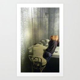 Ecdysis Art Print