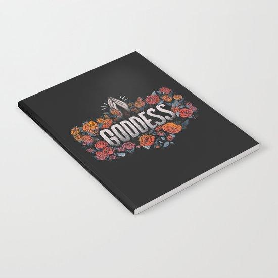 Goddess Notebook