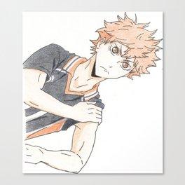 Shoyo Canvas Print