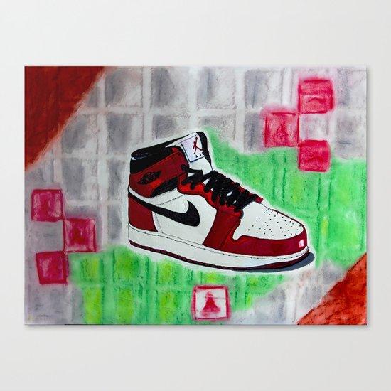 Retro 1 Canvas Print