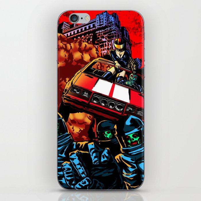 Devil Planet iPhone Skin