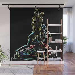 Psyche Revived by Cupid's Kiss by Jéanpaul Ferro Wall Mural