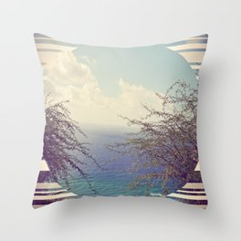 Mahalo  Throw Pillow