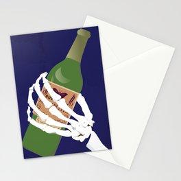 Absinthe Kills Stationery Cards