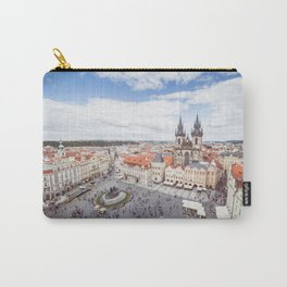 Old Town Square in Prague Carry-All Pouch