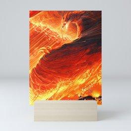 Fire Mini Art Print
