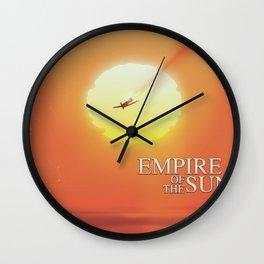 Empire of the sun Wall Clock