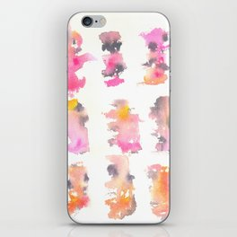 160122 Summer Sydney 2015-16 Watercolor #48 iPhone Skin
