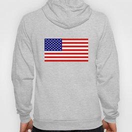 American Flag Hoody