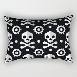Jolly Roger Rectangular Pillow