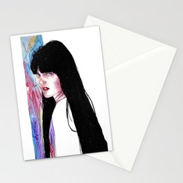 Maybe  Stationery Cards