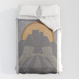 Perseverance - (Artifact Series) Comforters