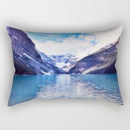 Lake Louise, Canada Rectangular Pillow