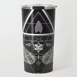 Mysterious moth Travel Mug