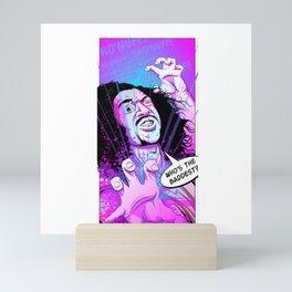 Who's The Baddest Mini Art Print