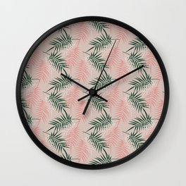 Palm Springs No.5 Wall Clock
