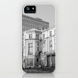 Ancient and modern architecture iPhone Case