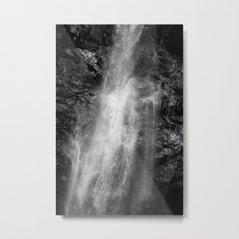 Floating. Metal Print