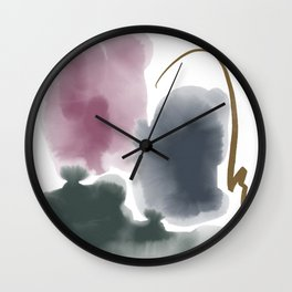 Introversion XI Wall Clock