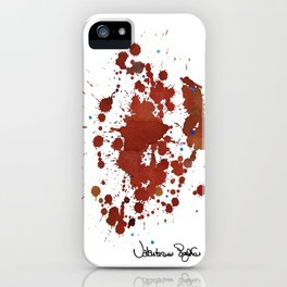 """INTERVENTIONS """"series"""" iPhone Case"""
