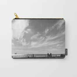Summer's Sky Carry-All Pouch