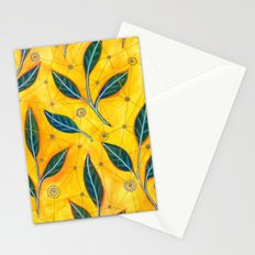 connected to nature Stationery Cards