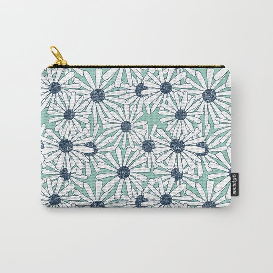 Because Daisies Carry-All Pouch