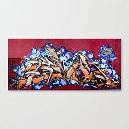 Seventh Letter Canvas Print