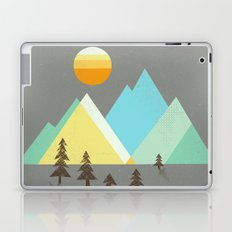Asphalt Sun Laptop & iPad Skin