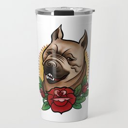 Mabari Love Travel Mug