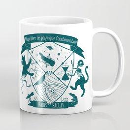 Theoretical physics university Coffee Mug