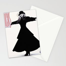 stevie nicks - rock a little cover - Stationery Cards