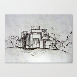 wotruba Canvas Print