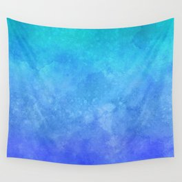 Vivid Ombre Watercolor 07 Wall Tapestry
