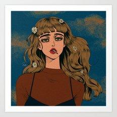 20161119 Art Print
