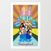 The Happiest Cruise That Ever Sailed Art Print