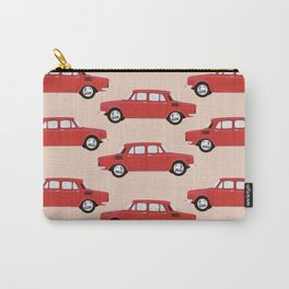 SKODA 100 red Carry-All Pouch