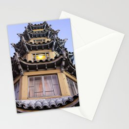 Chinatown in L.A. Stationery Cards