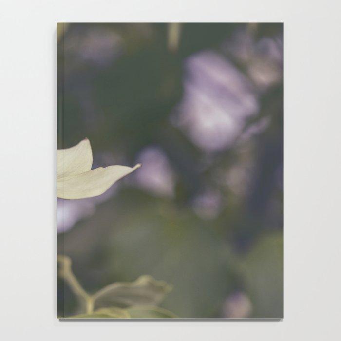 Dogwood Flower Notebook