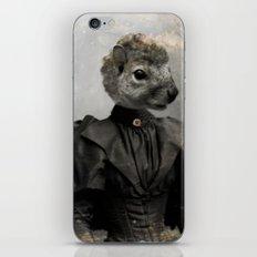 Miss Squirrel iPhone & iPod Skin