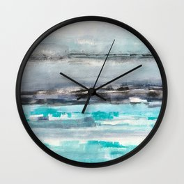 What Floating Feels Like Wall Clock